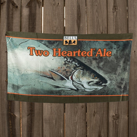 Two Hearted Ale Beach Towel