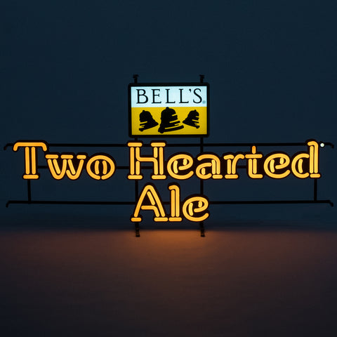 Two Hearted Ale Leon Sign
