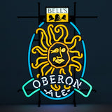 Oberon Ale Leon Sign