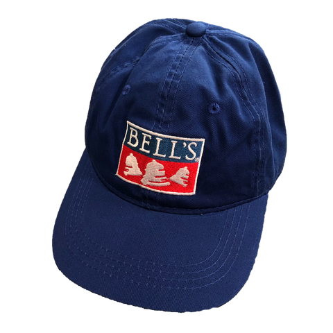 Bell's Inspired Brewing® Dad Hat - Blue