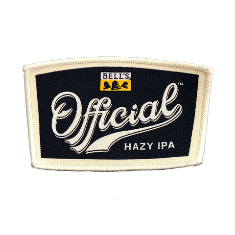 Official Woven Patch