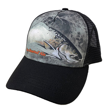 Two Hearted Ale Trucker Hat - Black