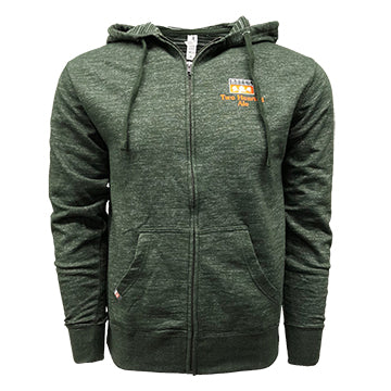 Men's Two Hearted Ale Full Zip Hooded Sweatshirt