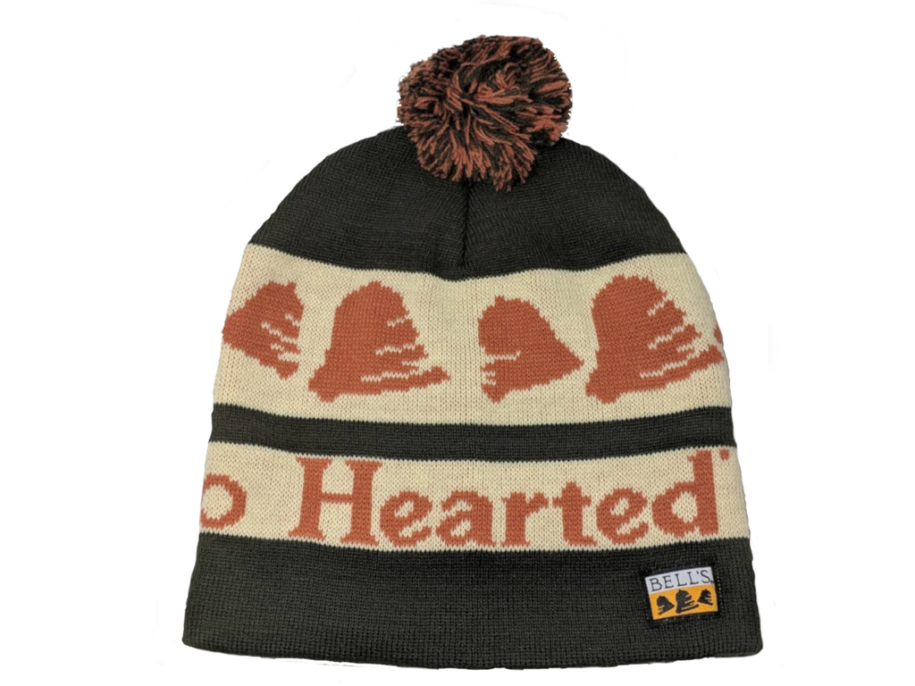 Two Hearted Ale Custom Knit Beanie w  Pom – Bell s General Store Online e820acdf6b9