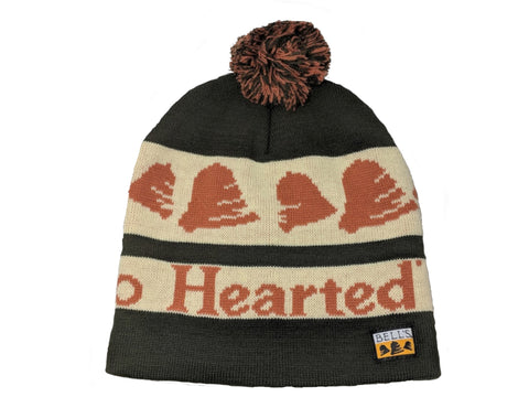 Two Hearted Ale Custom Knit Beanie w/ Pom