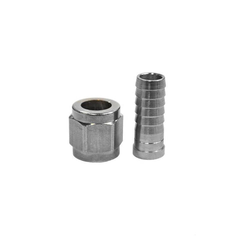 Swivel Adapter 1/4 MFL-5/16 Barb Fit