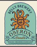 Oberon Ale Scented Soy Candle