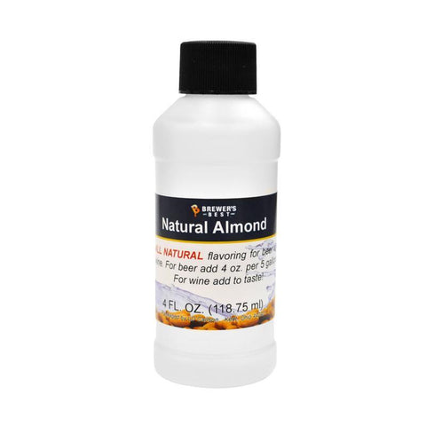 Brewer's Best® Natural Almond Flavoring - 4 oz