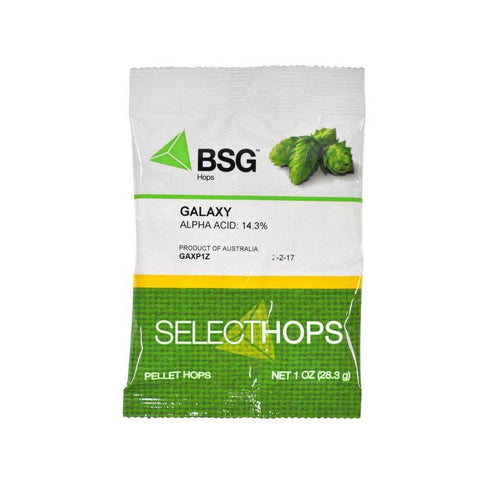 Galaxy (AU) Hops - 1 oz Pellets