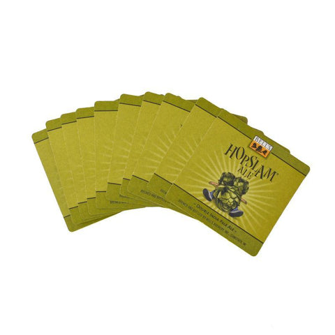 Hopslam Ale Paper Coasters - Stack of 10