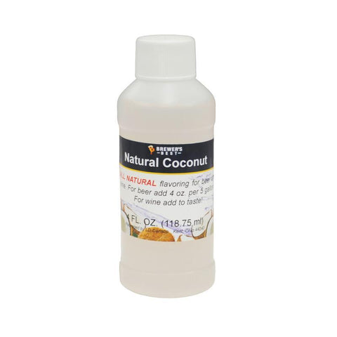Brewer's Best® Natural Coconut Flavoring - 4 oz