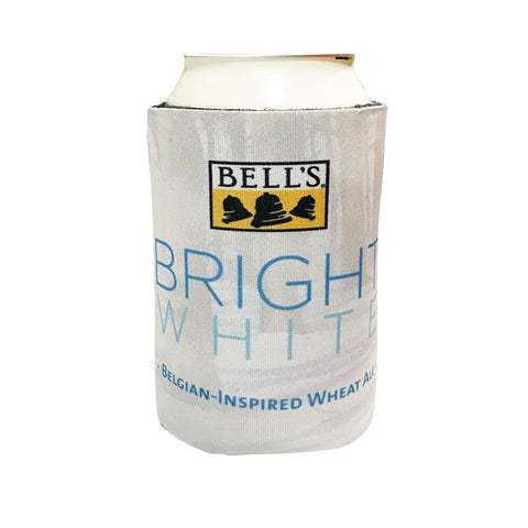 Bright White Can Coozie