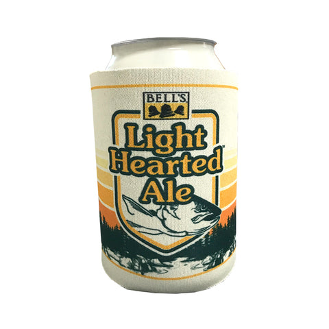 Light Hearted Can Coozie - 12 oz