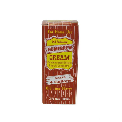 Cream Soda Soft Drink Extract - 2oz