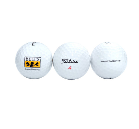Bell's Inspired Brewing® Titleist Golf Balls - 3 pack
