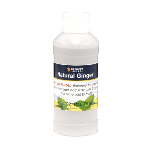 Brewer's Best® Natural Ginger Flavoring - 4 oz