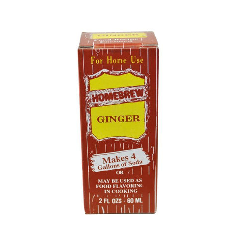 Ginger Beer Soft Drink Extract - 2oz