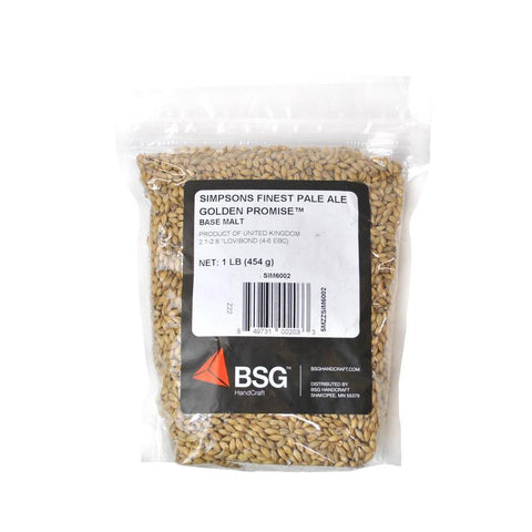 Simpsons Golden Promise Malt - 1 lb