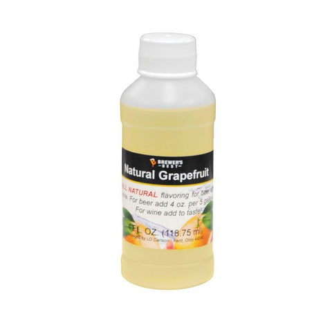 Brewer's Best® Natural Grapefruit Flavoring - 4 oz