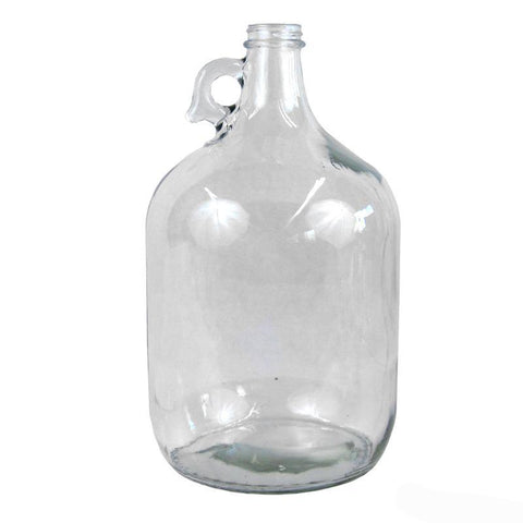 1 Gallon Glass Jug