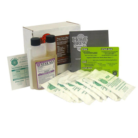 Five Star Home Brew Cleaning Kit