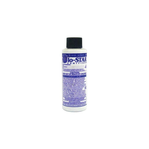 Five Star IO-Star Sanitizer - 4 oz.