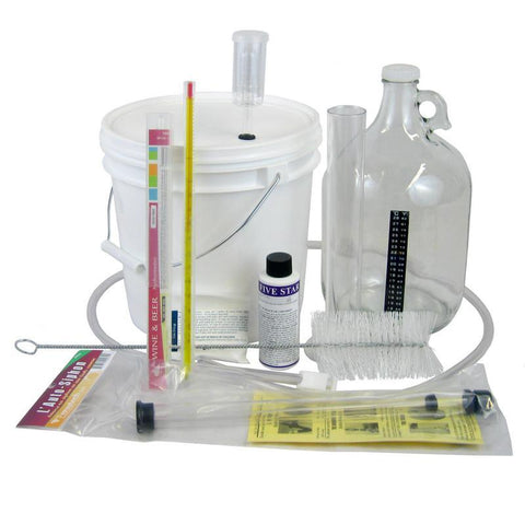 Brewer's Best® 1 Gallon Beer Brewing Equipment Kit