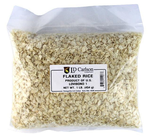 Briess Flaked Rice - 1 lb