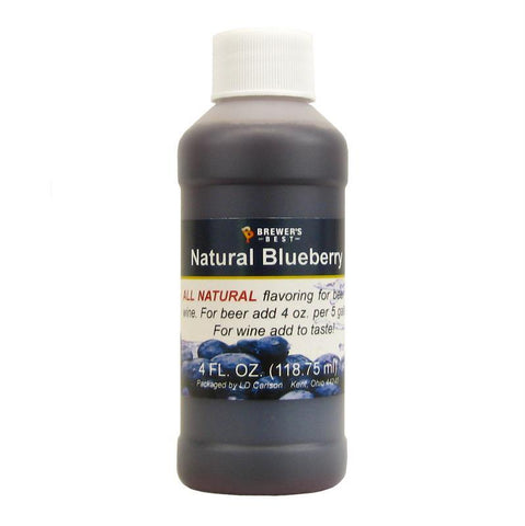 Brewer's Best® Natural Blueberry Flavoring - 4 oz