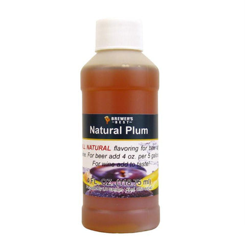 Brewer's Best® Natural Plum Flavoring - 4 oz