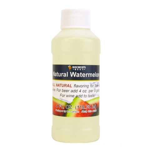 Brewer's Best® Natural Watermelon Flavoring - 4 oz