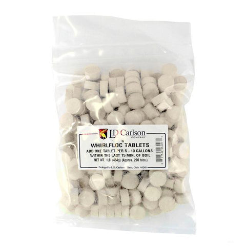 Whirlfloc® Tablets - 1 lb Bag