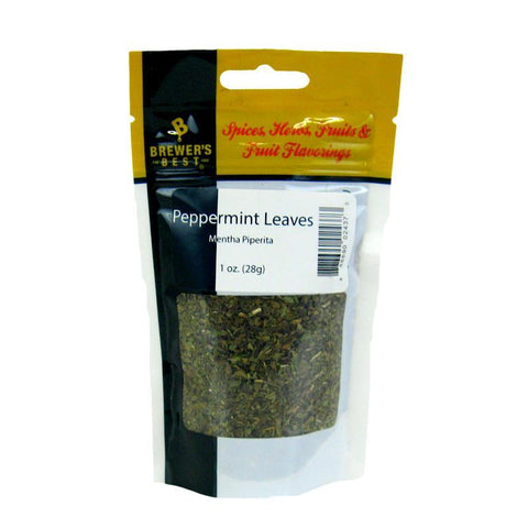 Brewer's Best® Peppermint Leaves - 1 oz