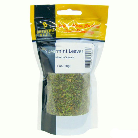 Brewer's Best® Spearmint Leaves - 1 oz