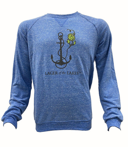 Men's Lager of the Lakes Crewneck Sweatshirt