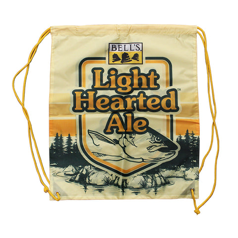 Light Hearted Drawstring Bag