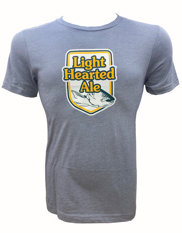 Light Hearted Ale Short Sleeve Tee - Green