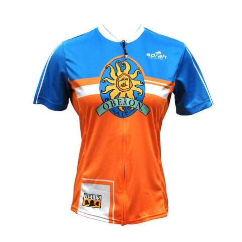 Women's Oberon Ale Cycling Jersey