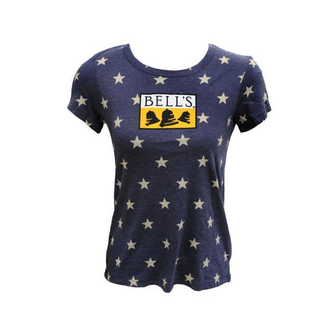 Women's Bell's Inspired Brewing® Stars Short Sleeve T-Shirt