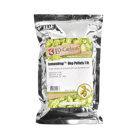 Lemon Drop Hops - 1 lb Pellets