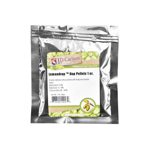 Lemon Drop Hops - 1 oz Pellets