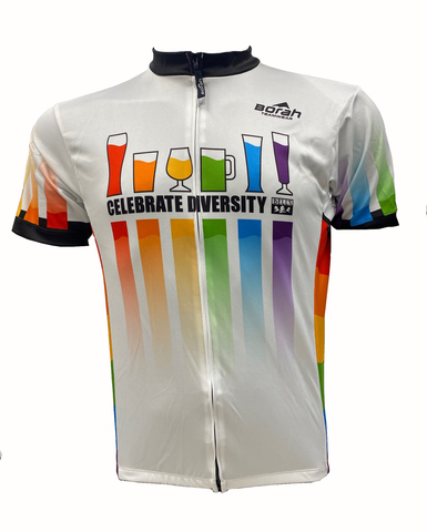 Men's Diversity Cycling Jersey