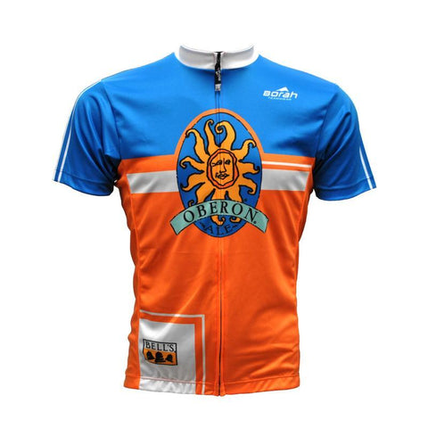 Men's Oberon Ale Cycling Jersey