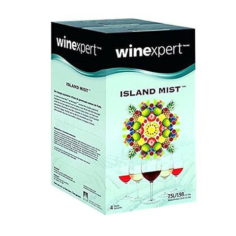 Island Mist Pomegranate Zinfandel Wine Kit - 7.5 L
