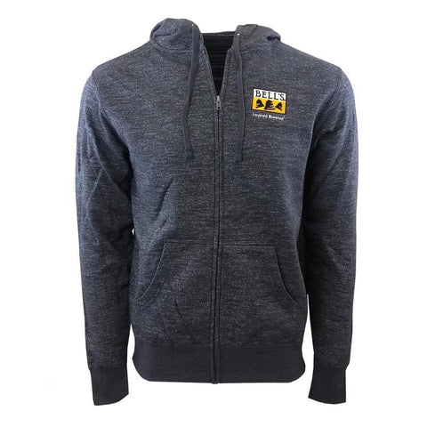 Men's Bell's Inspired Brewing® Full Zip Hooded Sweatshirt