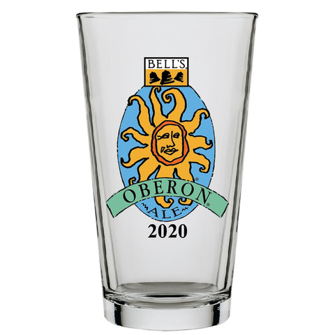 Oberon Ale Shaker Pint - 16oz - Summer 2020