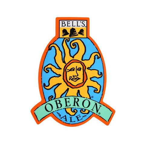 Oberon Ale Sticker
