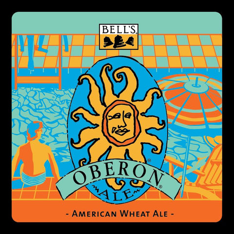 Oberon Ale 2020 Design Sticker