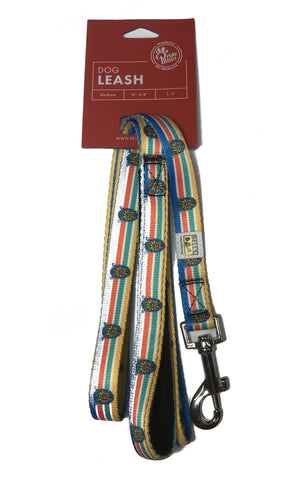 Oberon Ale Striped Dog Leash