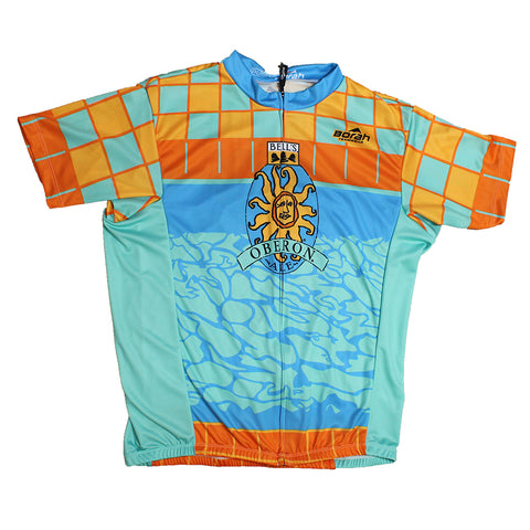 Men's Oberon Ale Cycling Jersey - Pool